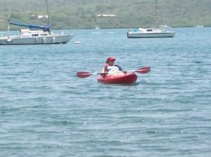 tracy kayak