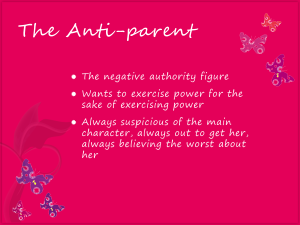 antiparent