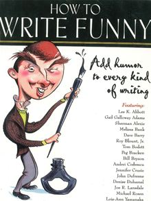 humor book write funny