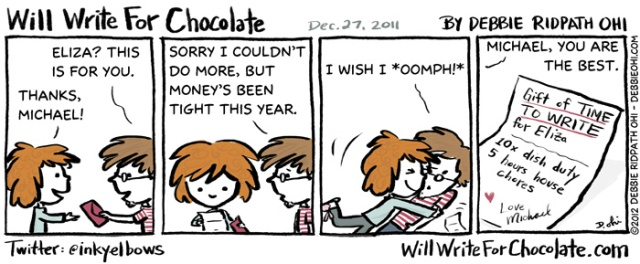 chocolate comic