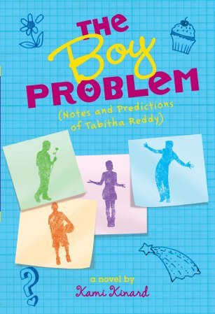boy problem cover