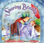 Snoring Beauty, Sudipta Bardhan-Quallen