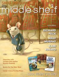 Middle Shelf Magazine